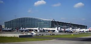 hHeathrow airport london, UK