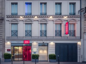 mercure hotel gare du nord paris